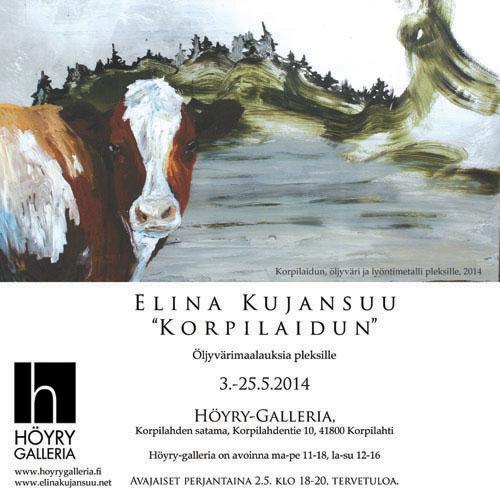 Höyry-galleria toukokuussa 2014