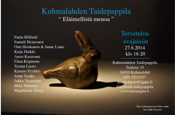 Kuhmalahden Taidepappila 2014