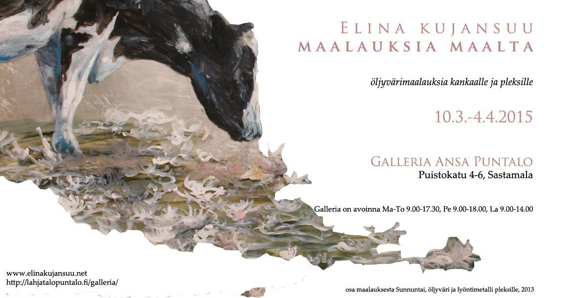 Galleria Ansa Puntalo 2015