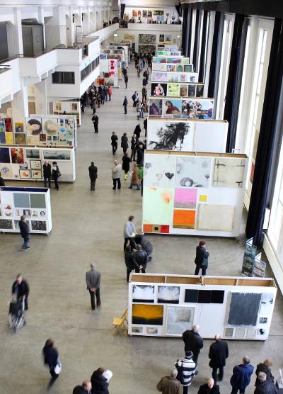 Taidemaalariliiton teosvälitys 2013