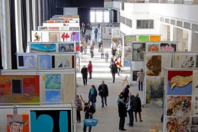 Taidemaalariliiton teosvälitys 2014